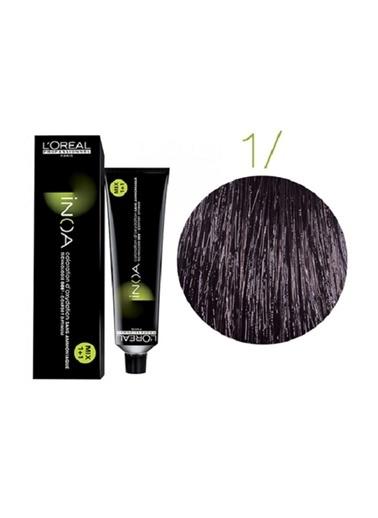 Inoa No:1 Saç Boyası 60 Gr Siyah